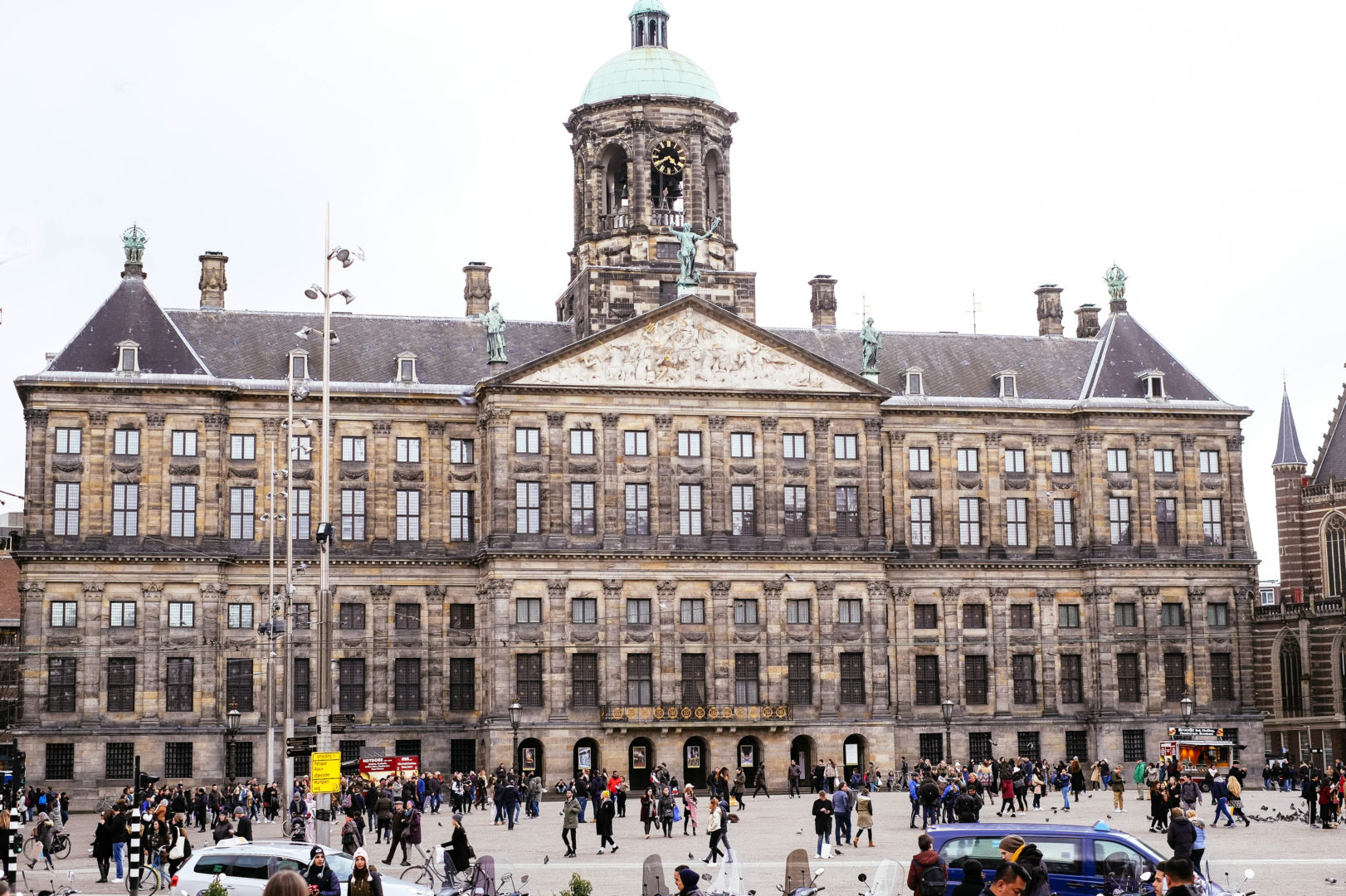 Historical Sites in Amsterdam