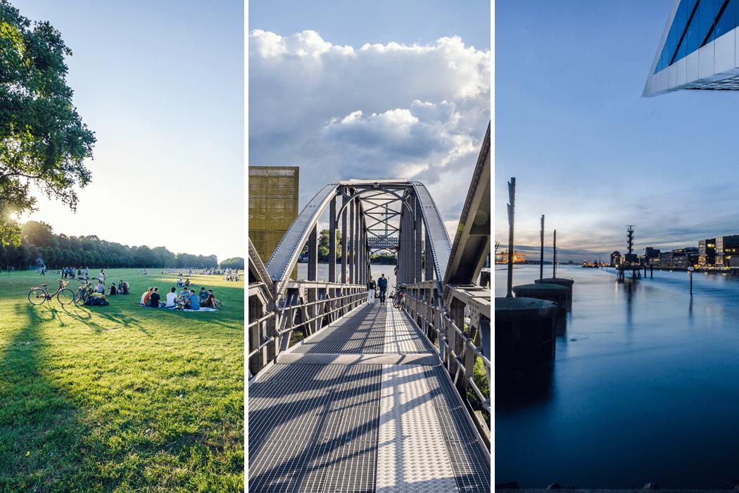 schönsten Orte in Hamburg