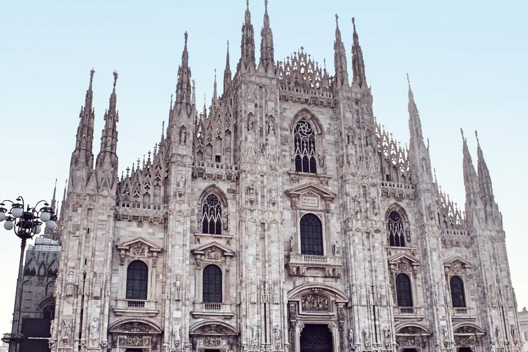 Mailand mit Kindern