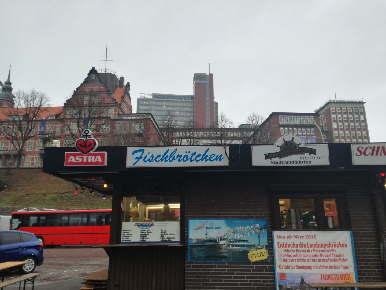 Fischbrötchen Hamburgs