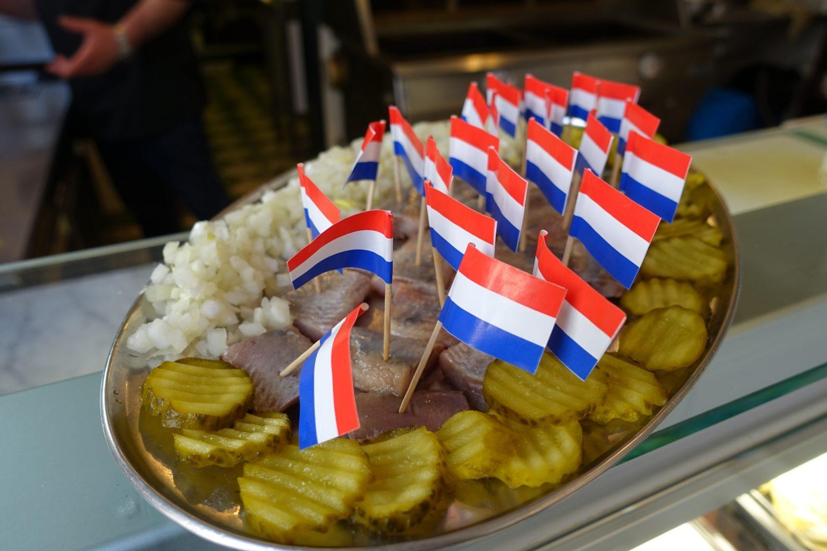 Holländische Spezialitäten in Amsterdam