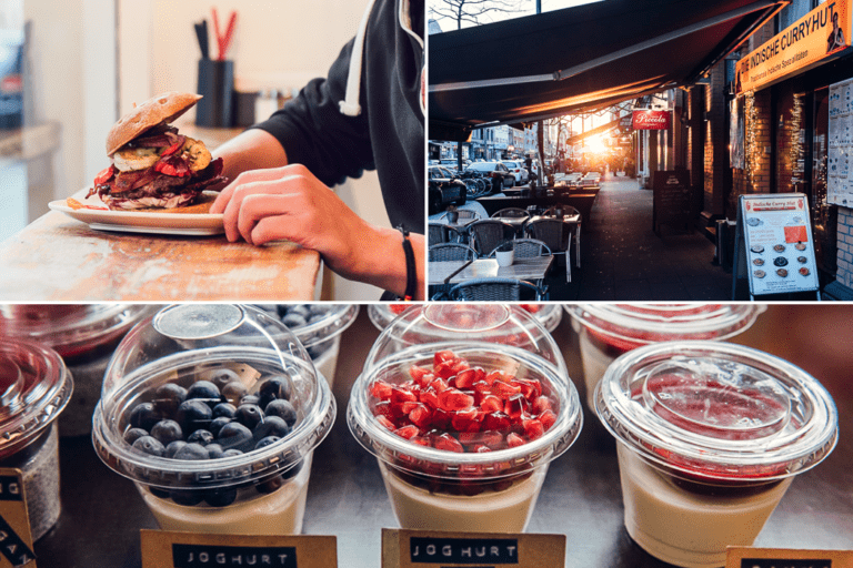 best places for a quick snack in Cologne
