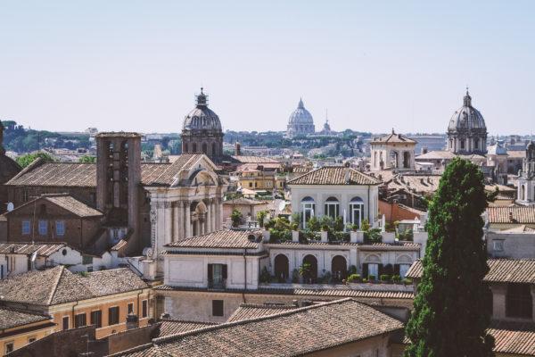 Städtereise: Rom entdecken