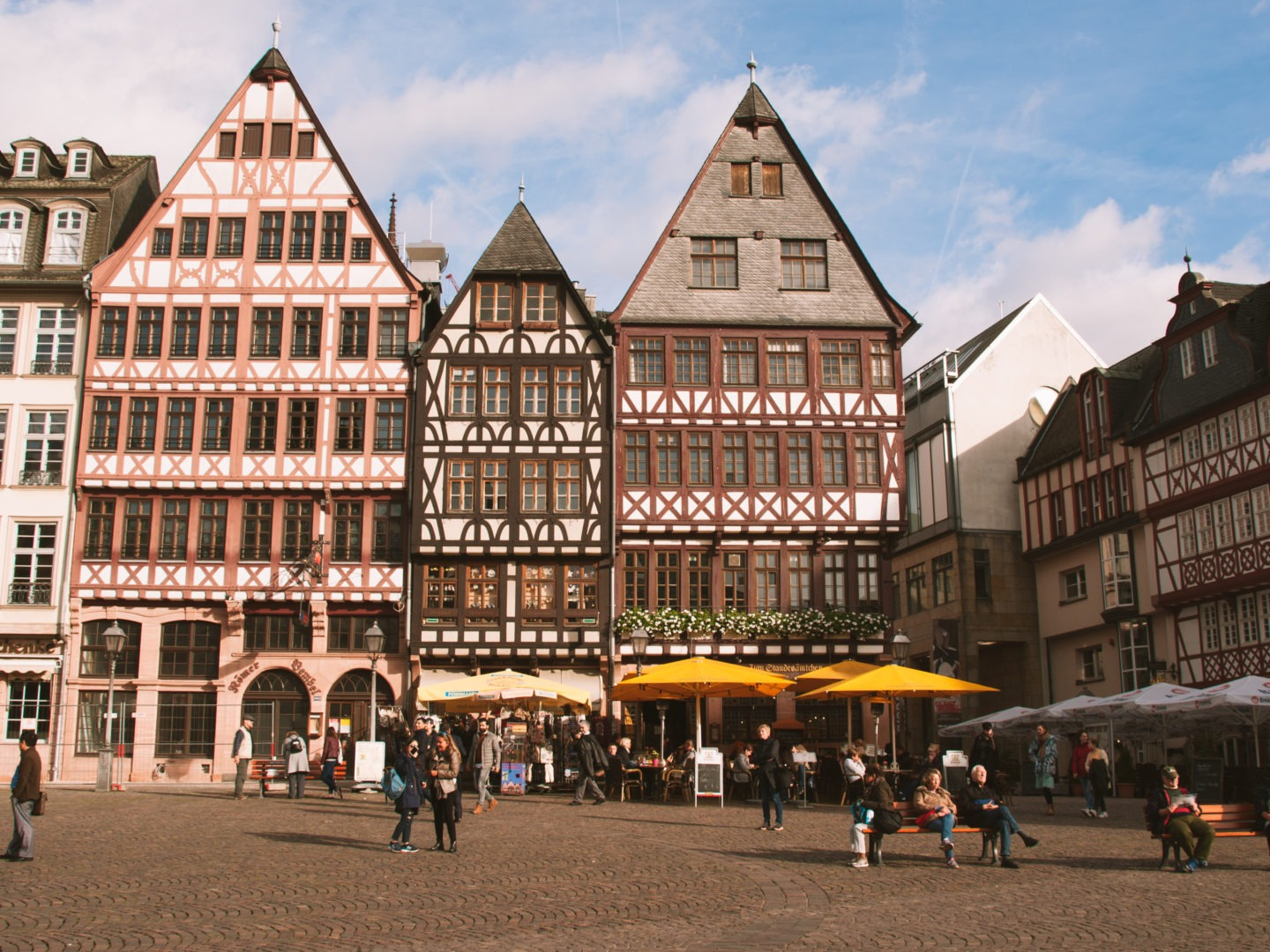 Weekend in Frankfurt - Frankfurt city center