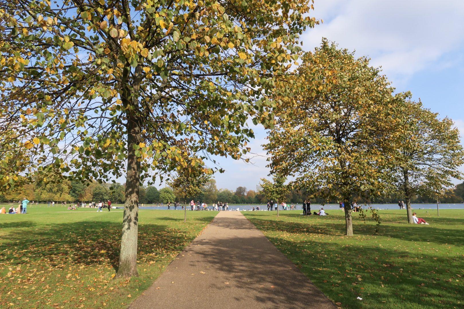 Kensington London - Kensington Gardens