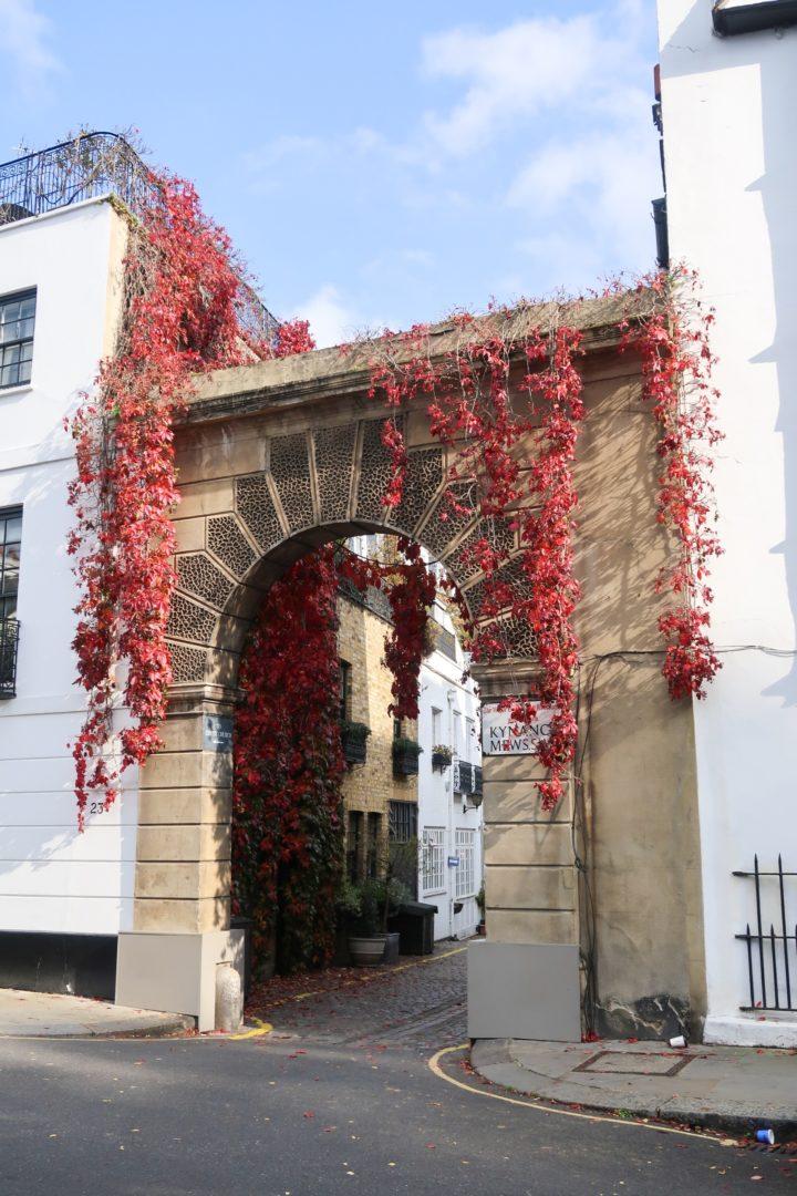 Kensington London - Kynance Mews