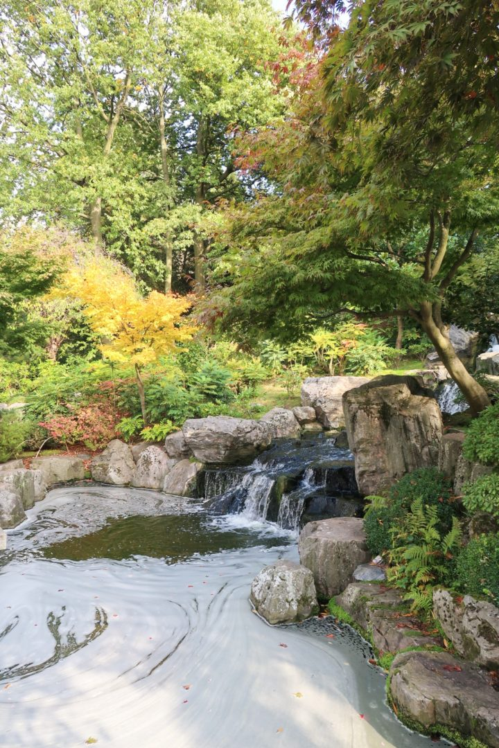 Kensington London - Kyoto Gardens