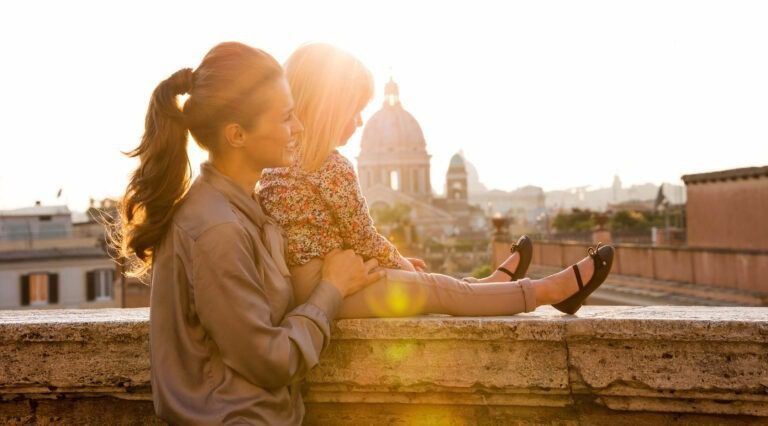 Entdecke Rom mit Kindern