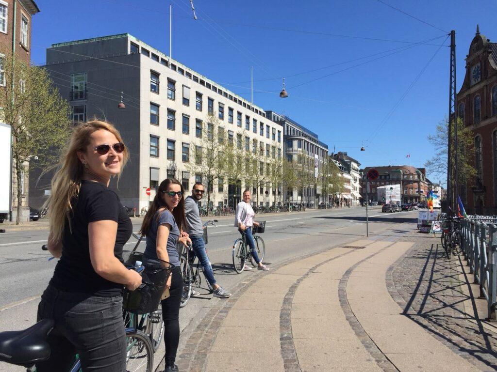 Team building in Kopenhagen