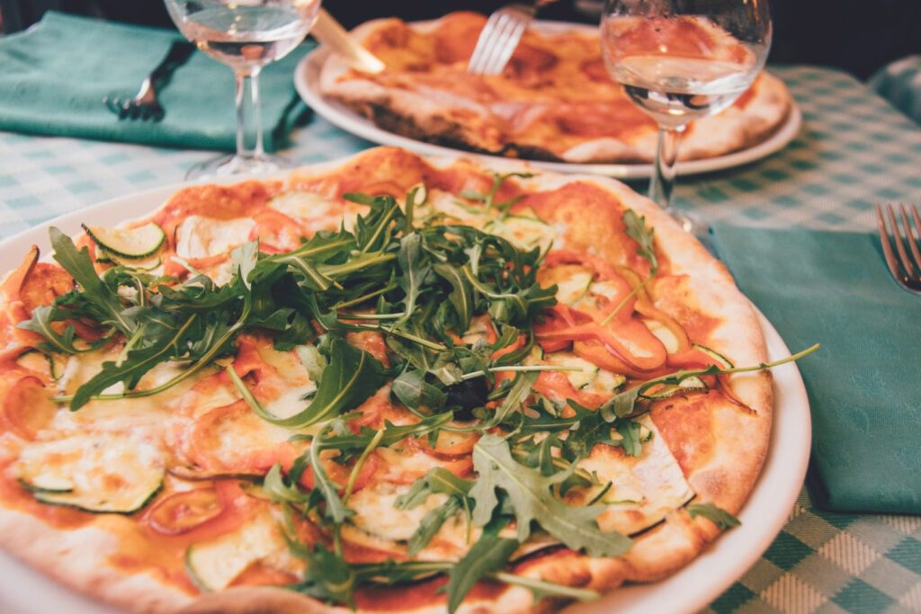 Must Try Foods in Rome, Pizza in Rome