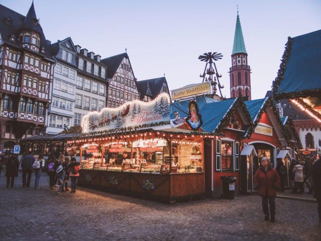 A visit to the Frankfurt Christmas Market