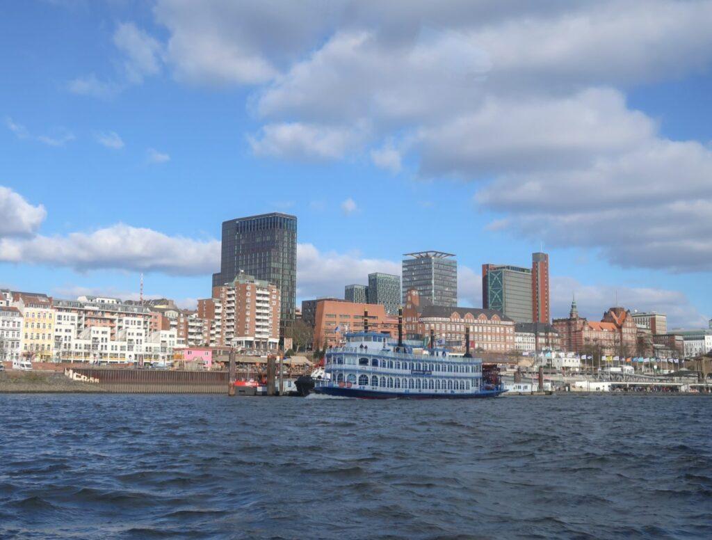 What to do in Hamburg, Boat Trip Hamburg