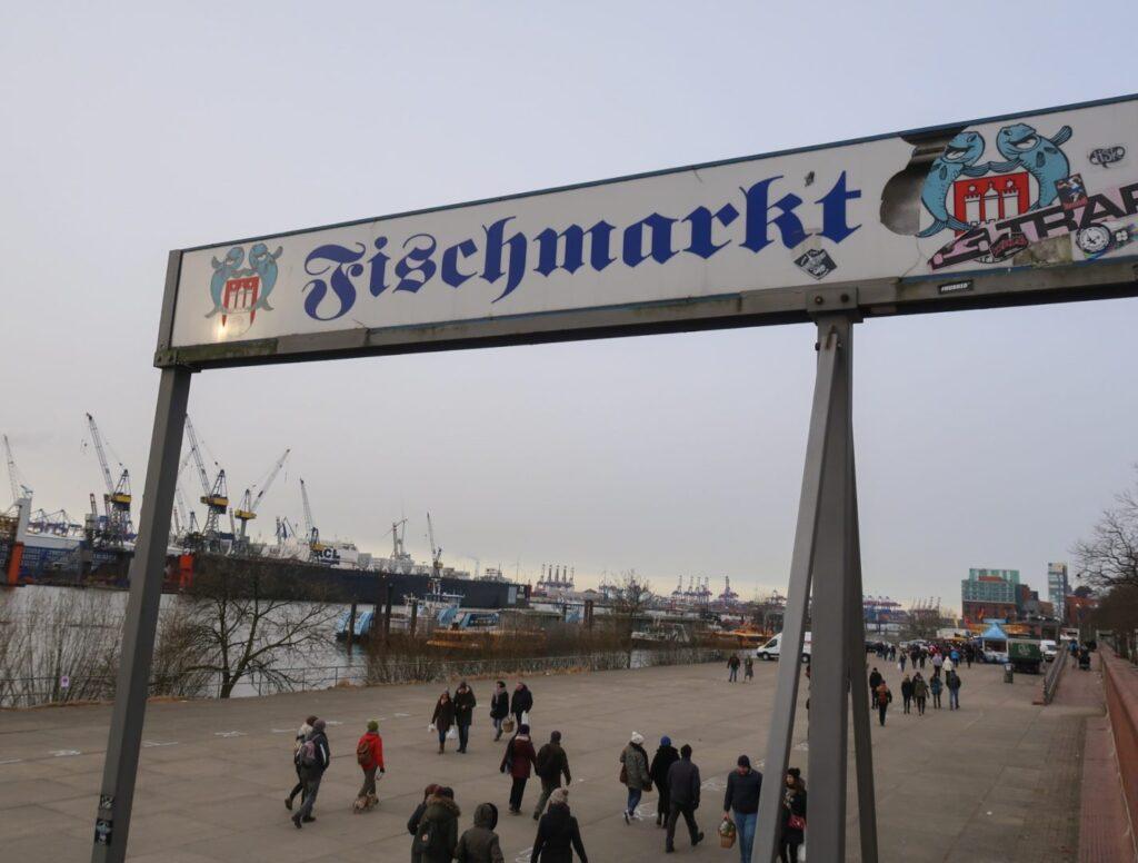 What to do in Hamburg, Fishmarket Hamburg