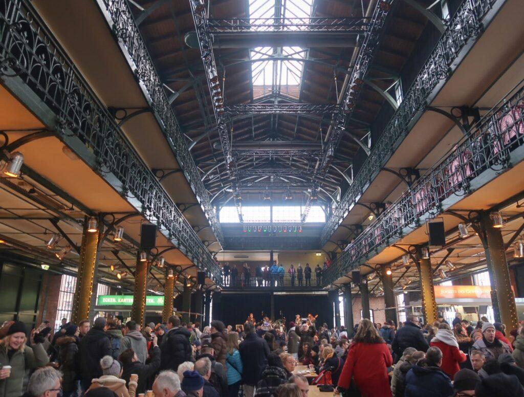 What to do in Hamburg, Fishmarket Hamburg inside