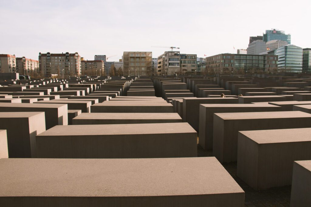 Holocaust Memorial berlin meininger