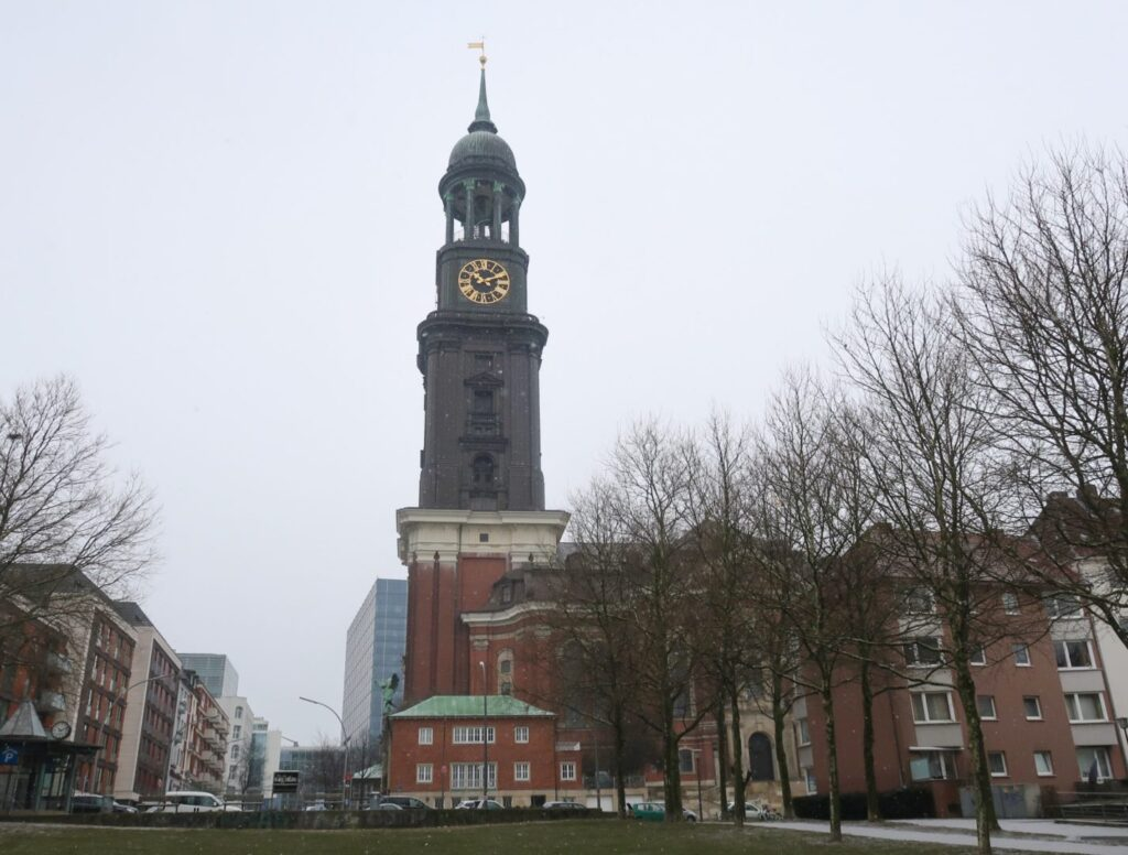 What to do in Hamburg, St Michaels Church