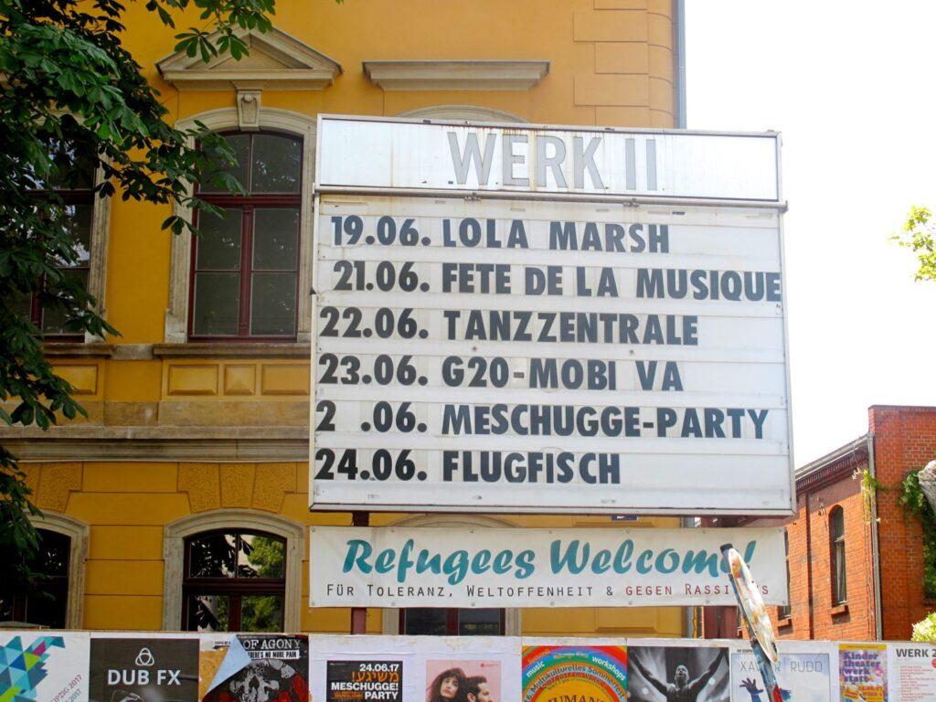 Leipzig music