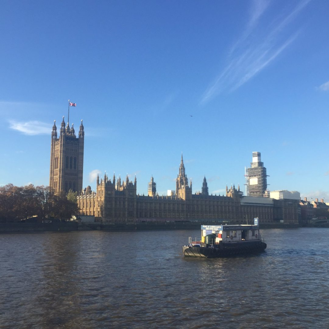 Explore London and the Big Ben