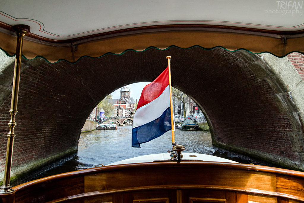 Best places to visit in Amsterdam: Ride the Canals