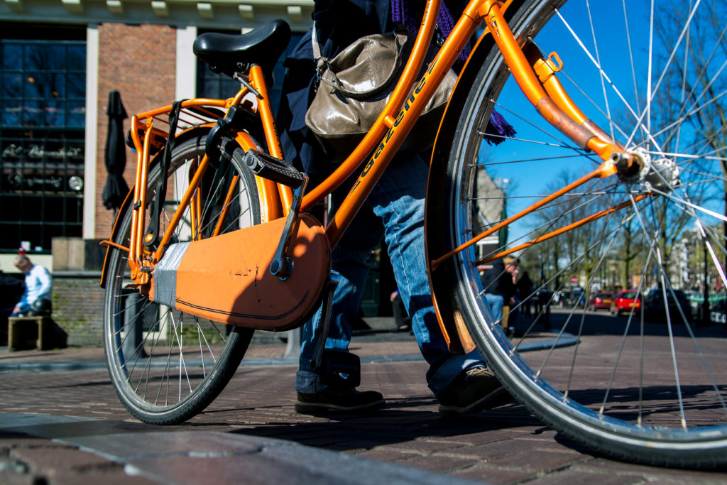 Best places to visit in Amsterdam, Explore Amsterdam on Bike