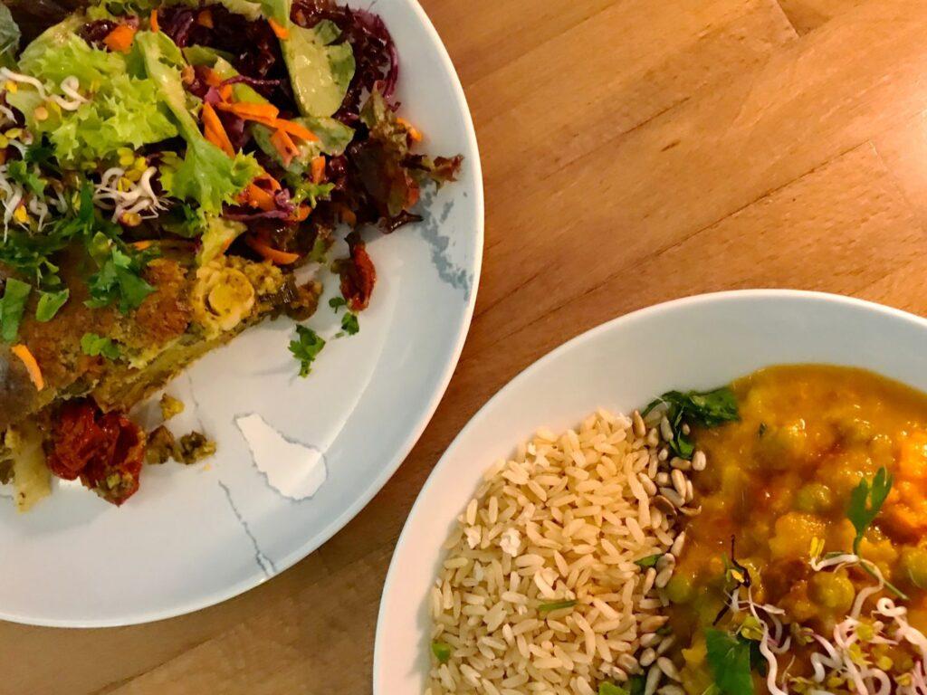 Vegan Food in Hamburg, Happen Pappen