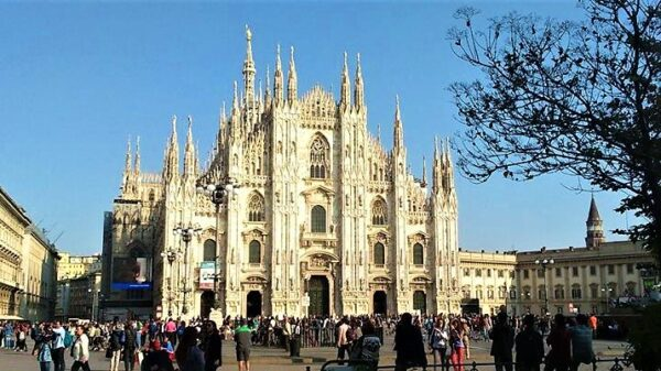 10 facts about Milan, Cathedral