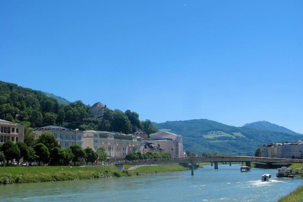 Ein veganer Tag in Salzburg
