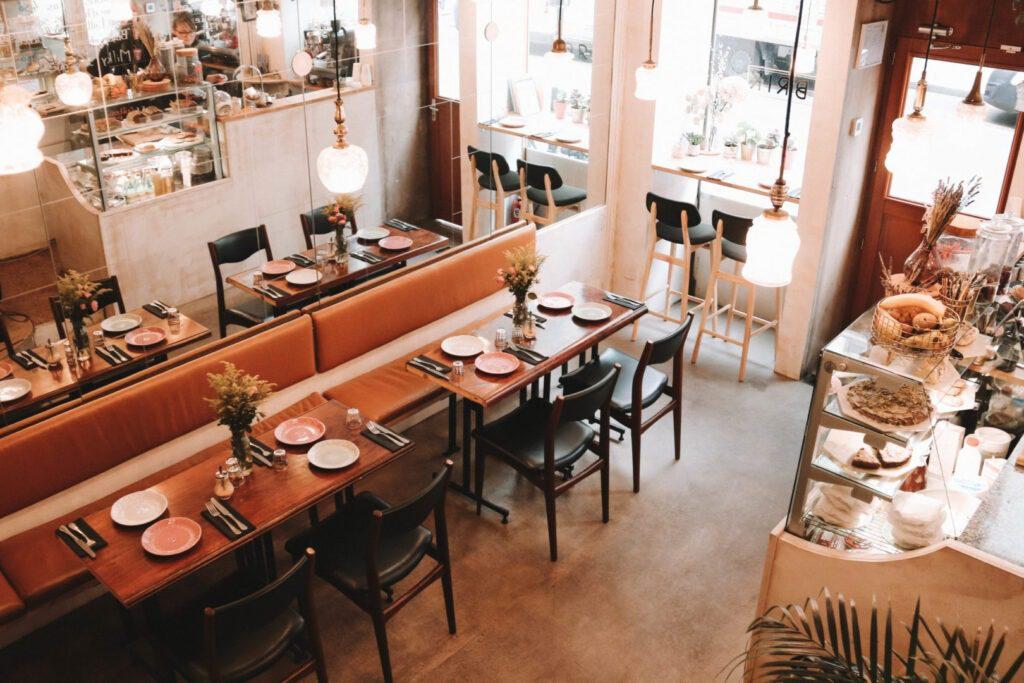 Essen in Paris