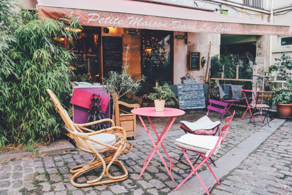Where to Eat in Paris. Petite Maison