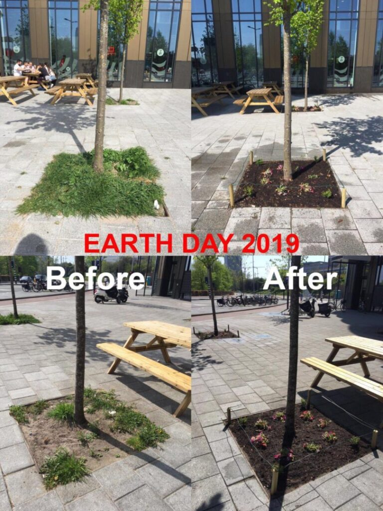 Earth Day Challenge, Amsterdam
