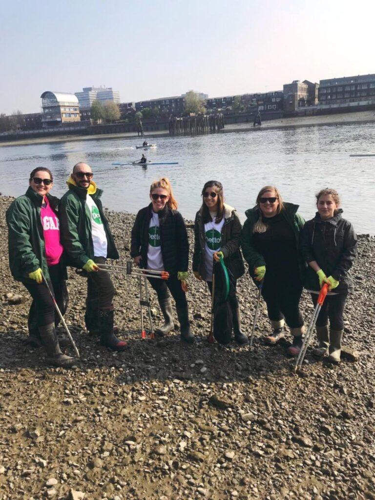 Earth Day Challenge, London