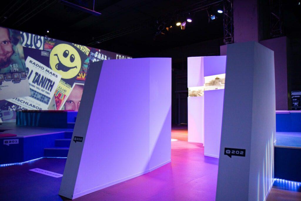 Nineties Berlin Ausstellung