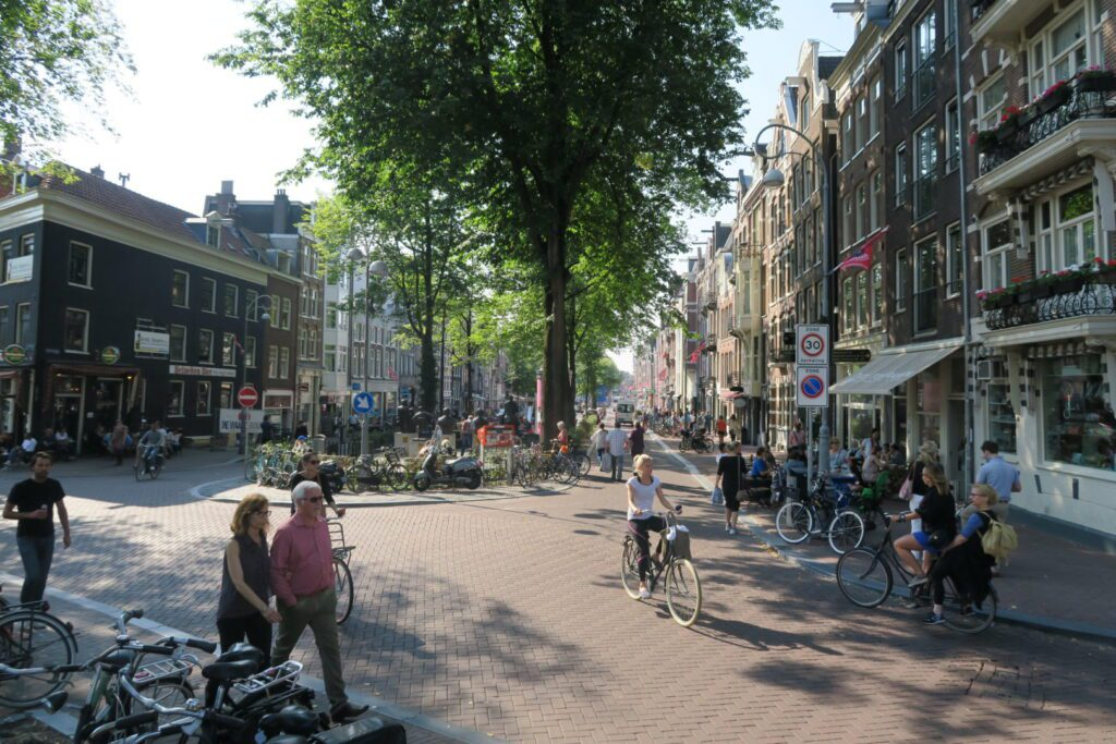 fahrradtour amsterdam