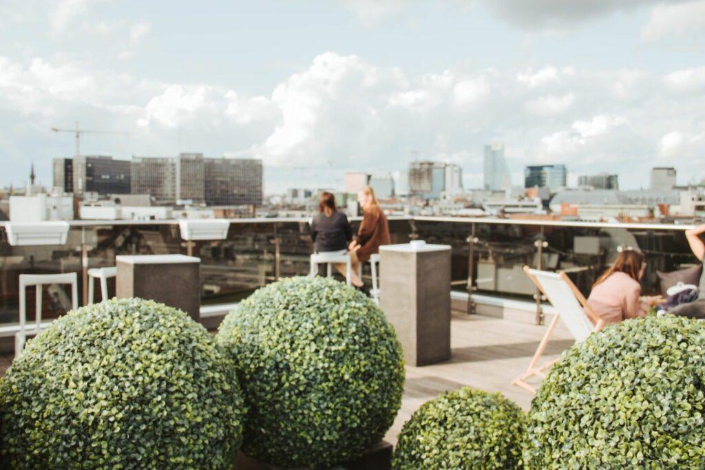 Brüssel Aktivitäten: Rooftop Warwick, Brussels