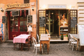 What To Do in Rome: A Relaxing Stroll Through Trastevere
