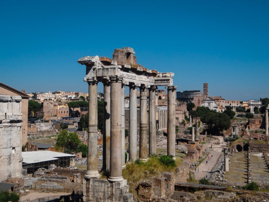 Rome Sightseeing, Roman Forum