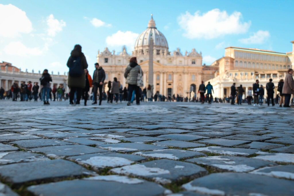 Top Attractions in Rome, St. Peter's Basilica