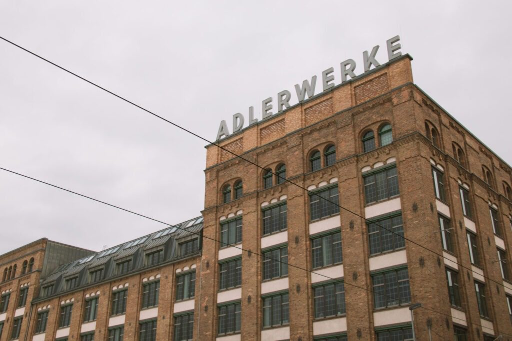 Adlerwerke, Frankfurt City Break