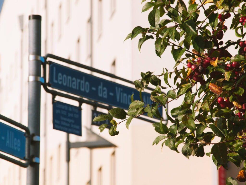 Städtetrip Frankfurt, Europaviertel, Frankfurt City Break
