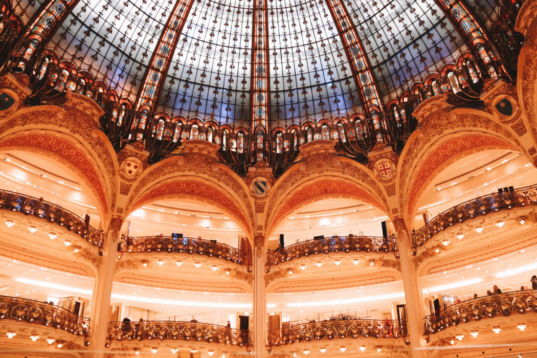 Galeries Lavayette, Top 5 Spots in Paris