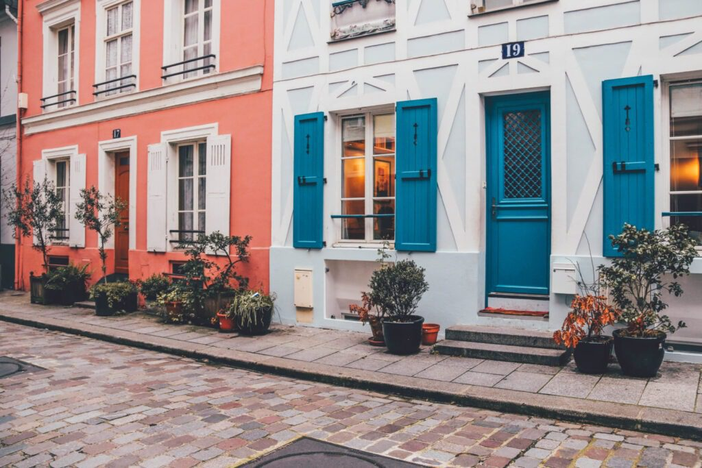 Paris entdecken: Rue Cremieux, Top 5 Spots in Paris