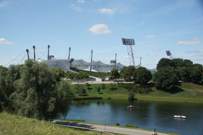 Olympic Park Munich
