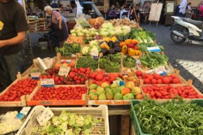 The Best Markets in Rome