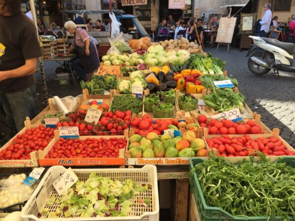markets in rome