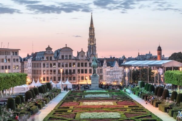 Visiting Brussels soon?