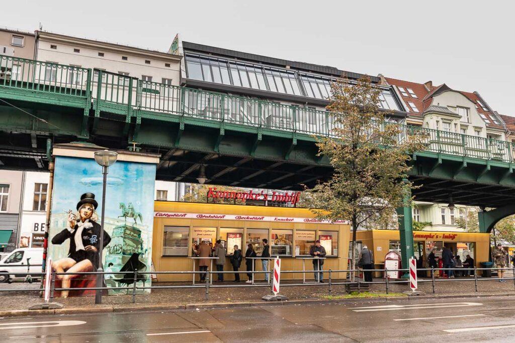 Best Currywurst in Berlin