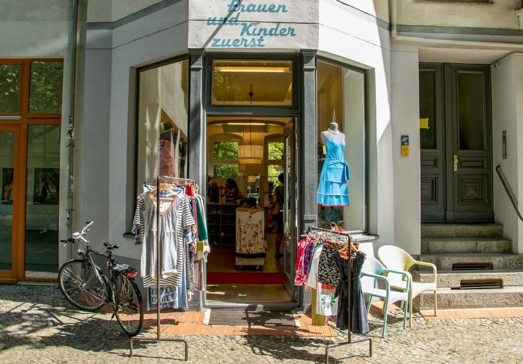 Second Hand Läden Berlin