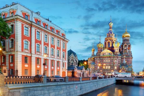 Städtereise: St. Petersburg entdecken