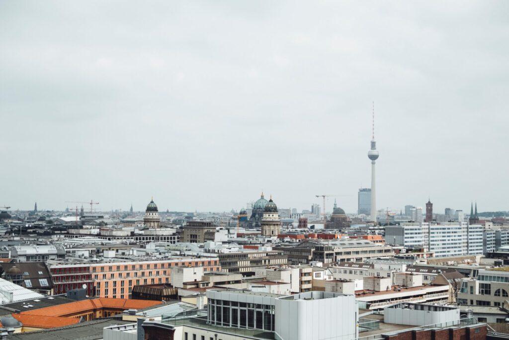 Best films set in Berlin