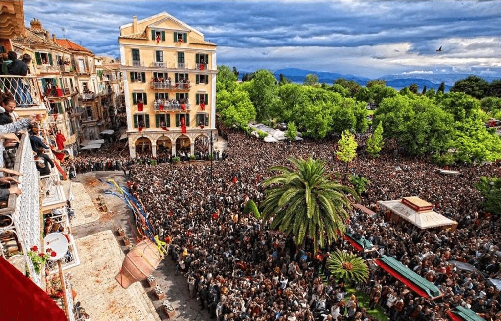 Osterbräuche Griechenland